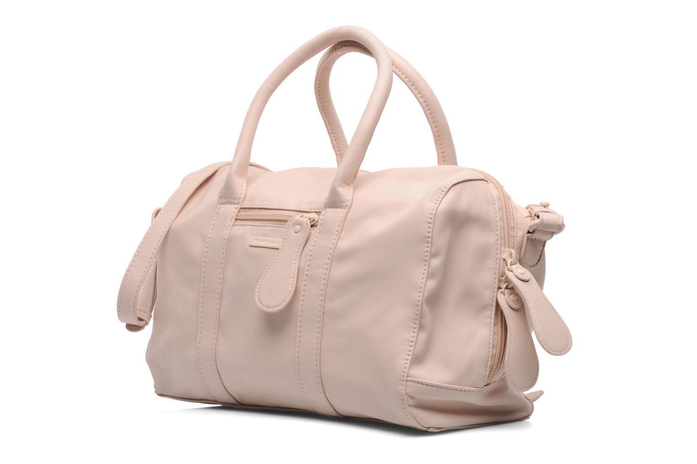 Sacs à main Friis & company Fab Handbag Beige vue portées chaussures
