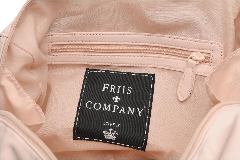 Sacs à main Friis & company Fab Handbag Beige vue derrière
