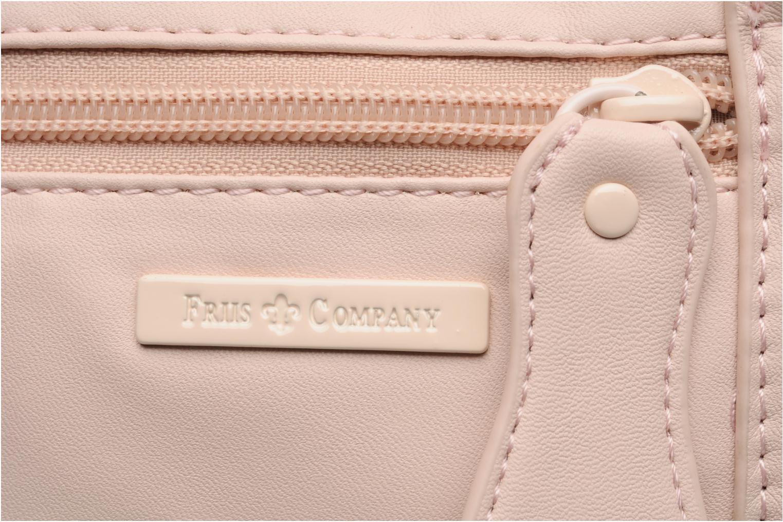 Sacs à main Friis & company Fab Handbag Beige vue gauche