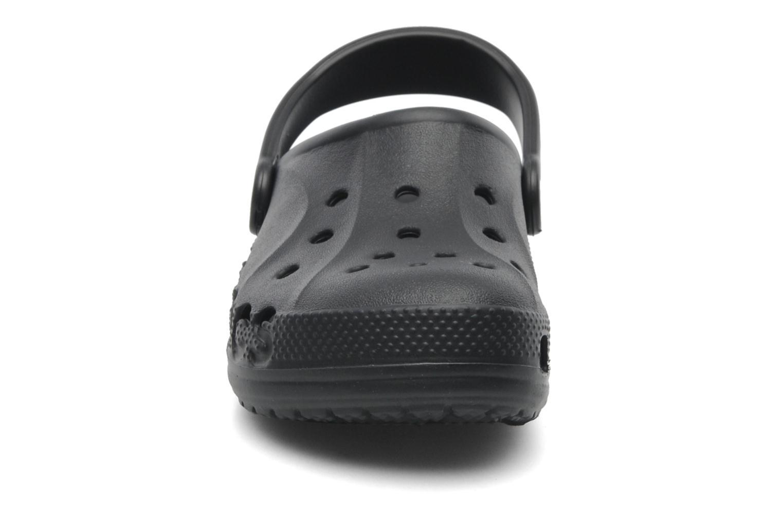 Sandales et nu-pieds Crocs Baya Kids Noir vue portées chaussures
