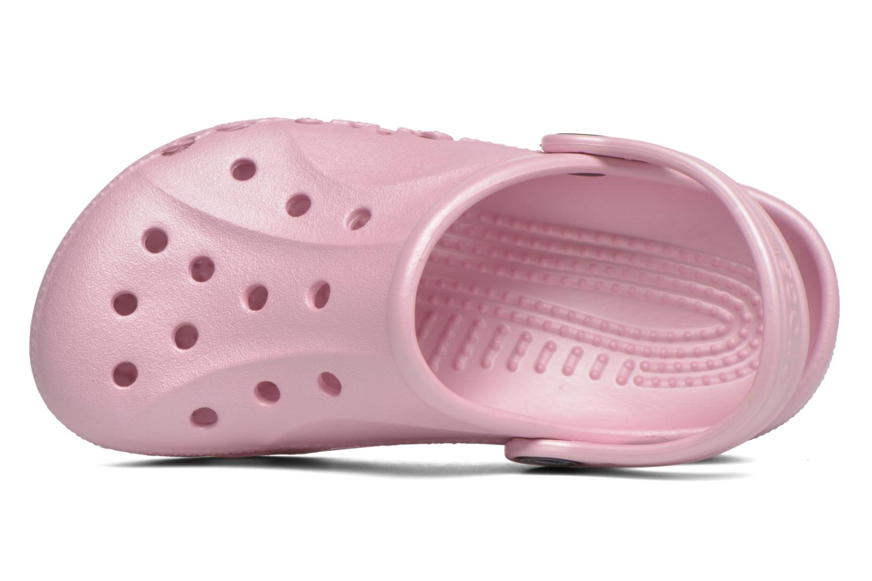 Sandales et nu-pieds Crocs Baya Kids Rose vue gauche