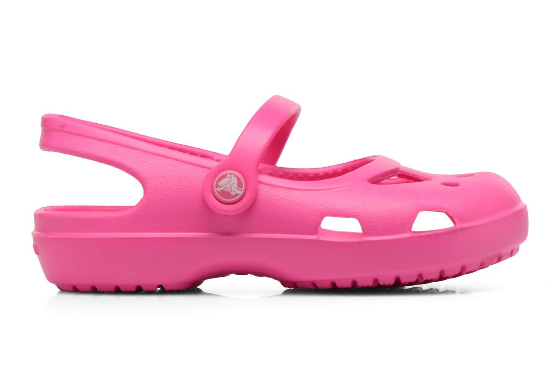 Sandales et nu-pieds Crocs Shayna Rose vue derrière