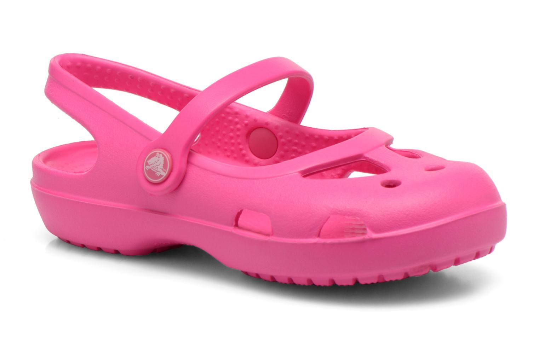 Sandales et nu-pieds Crocs Shayna Rose vue détail/paire