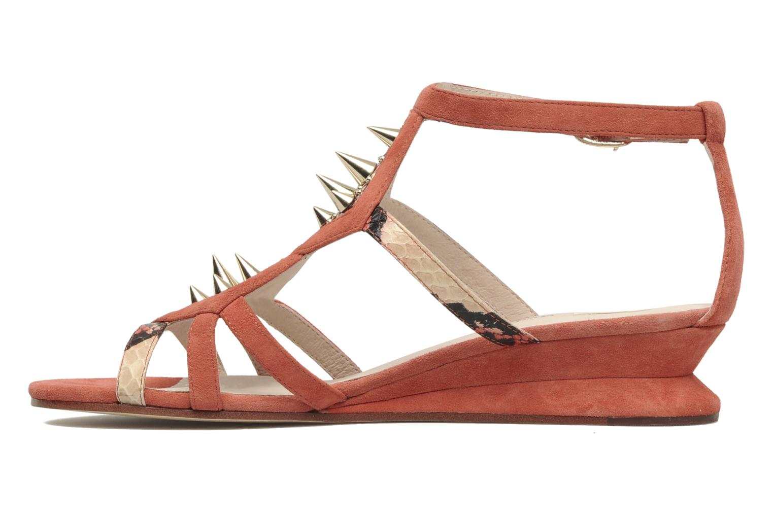 Sandalen House of Harlow 1960 CELINEY Oranje voorkant