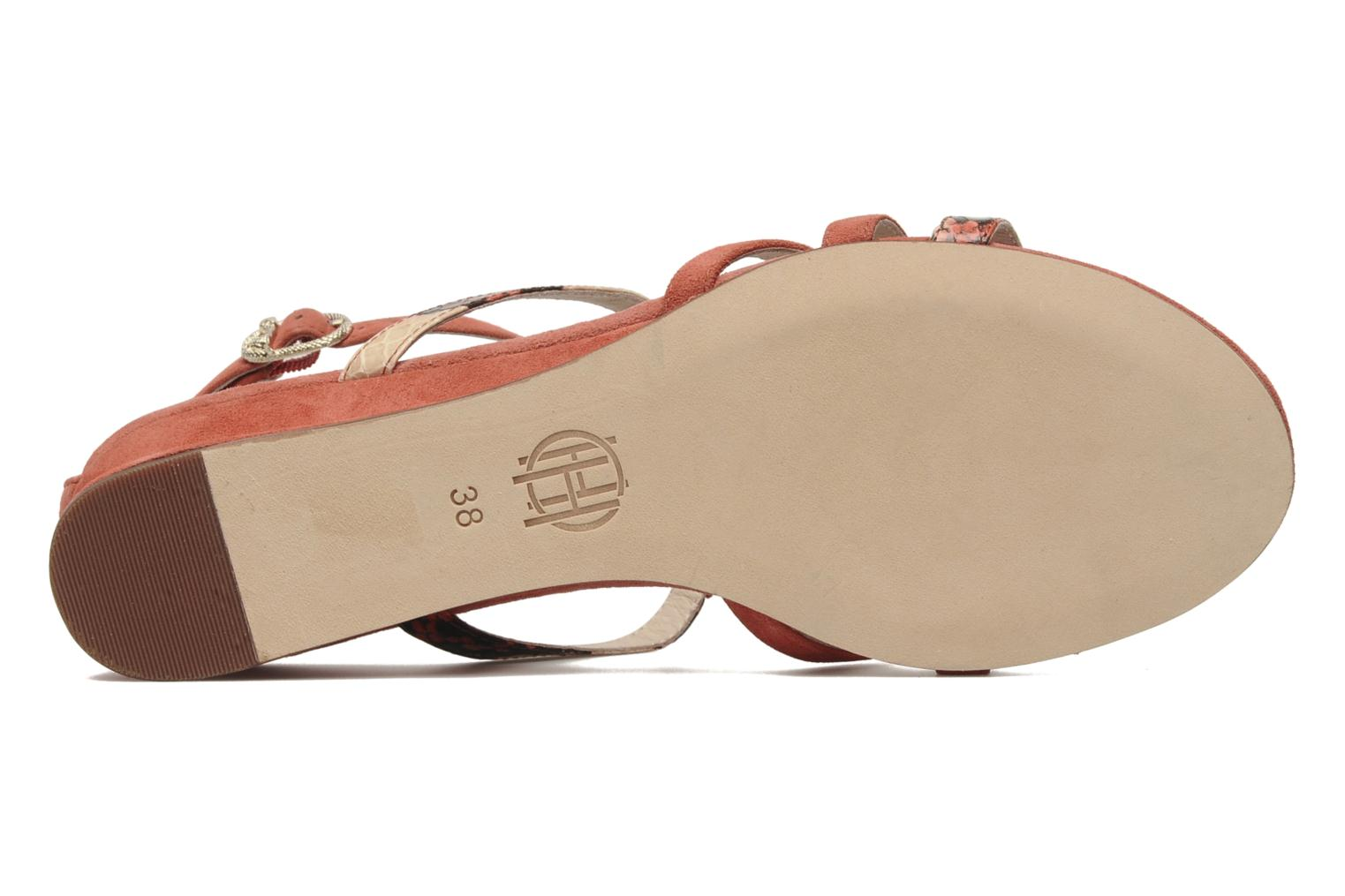 Sandalen House of Harlow 1960 CELINEY Oranje boven