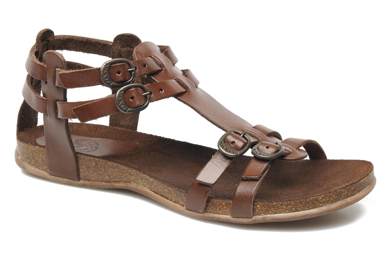Grandes descuentos últimos zapatos Kickers Ana (Marrón) - Sandalias Descuento