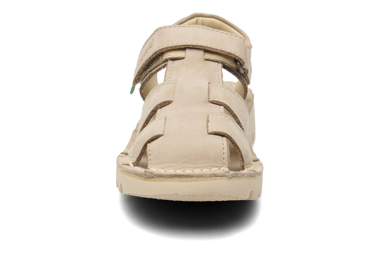 Sandalen Kickers KICK HERO Beige model
