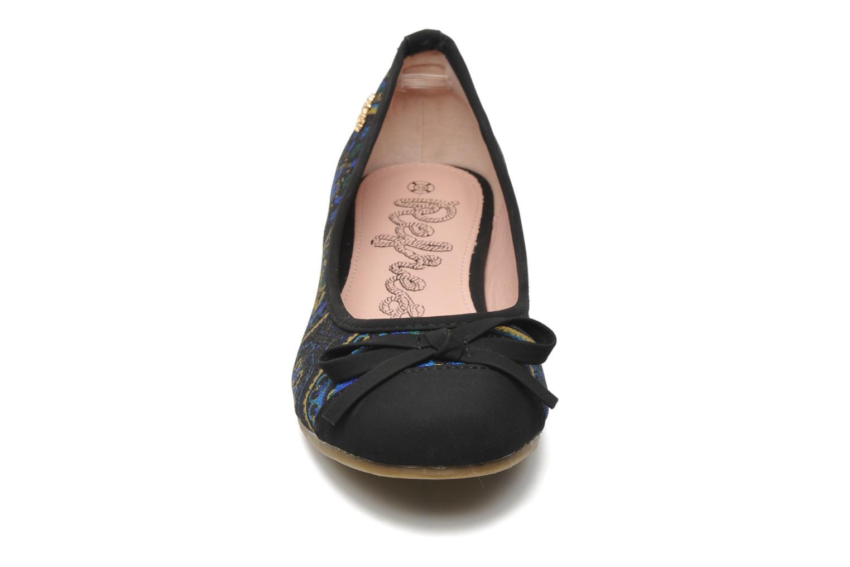 Ballerinas Refresh ENOLAM schwarz schuhe getragen