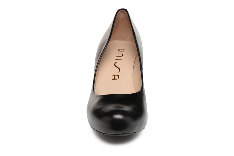 Zapatos de tacón Unisa Numis Negro vista del modelo