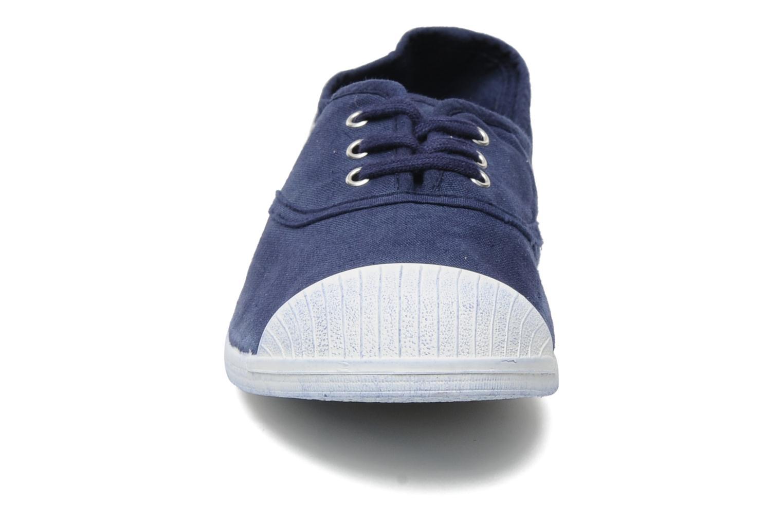 Baskets Kaporal Vicky Bleu vue portées chaussures
