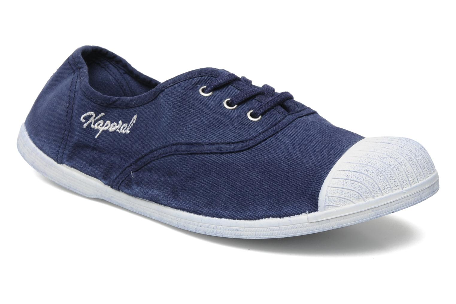Sneakers Kaporal Vicky Blauw detail