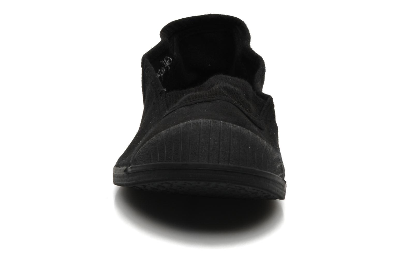 Ballerines Kaporal Vanda Noir vue portées chaussures