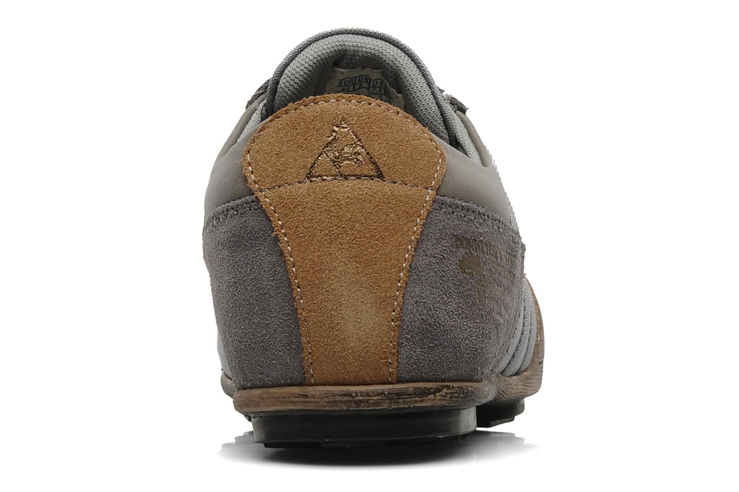 Trainers Le Coq Sportif Buffalo Light Cvs Grey view from the right