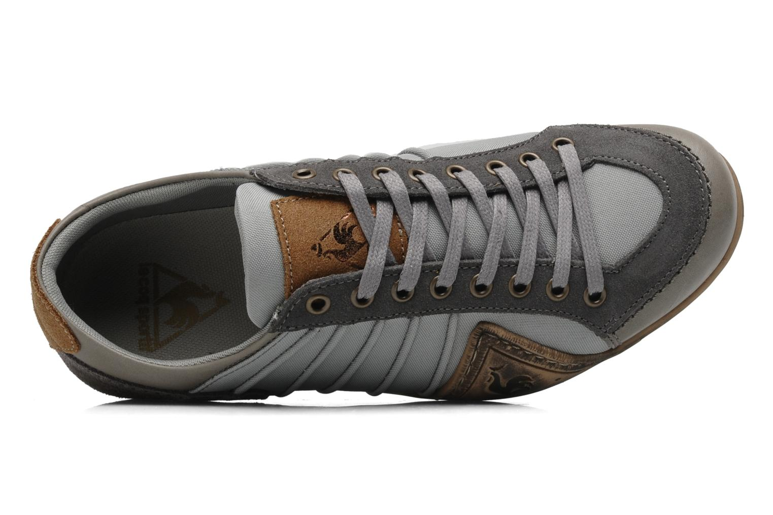 Trainers Le Coq Sportif Buffalo Light Cvs Grey view from the left