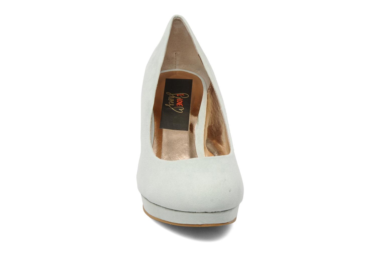 Escarpins I Love Shoes Nev 2 Vert vue portées chaussures