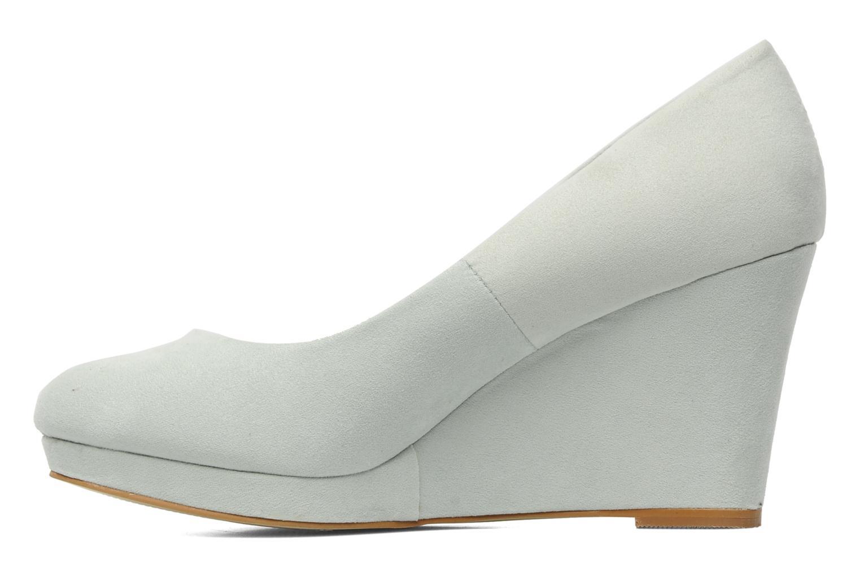 Escarpins I Love Shoes Nev 2 Vert vue face
