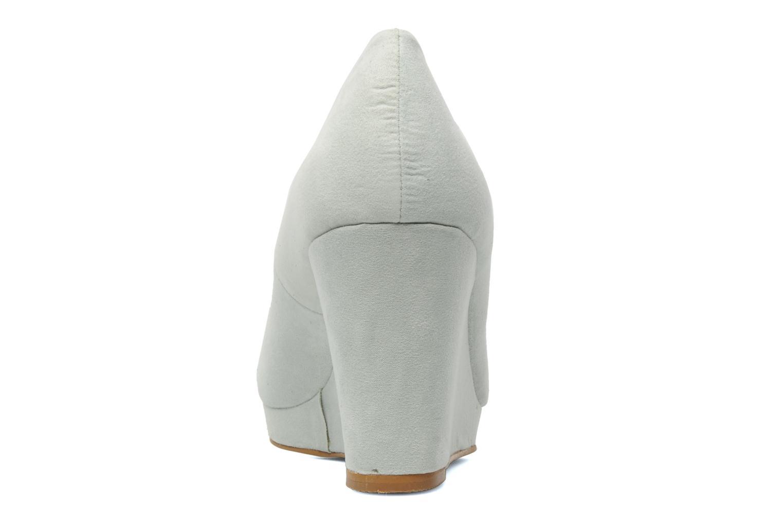 Escarpins I Love Shoes Nev 2 Vert vue droite