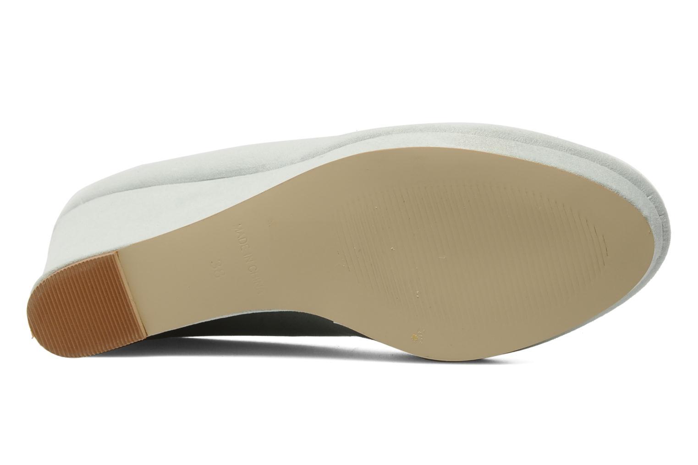 Escarpins I Love Shoes Nev 2 Vert vue haut