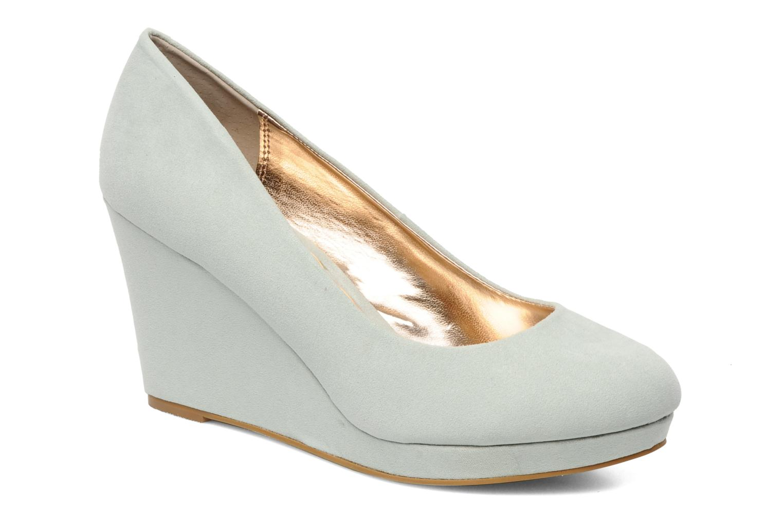 Escarpins I Love Shoes Nev 2 Vert vue détail/paire