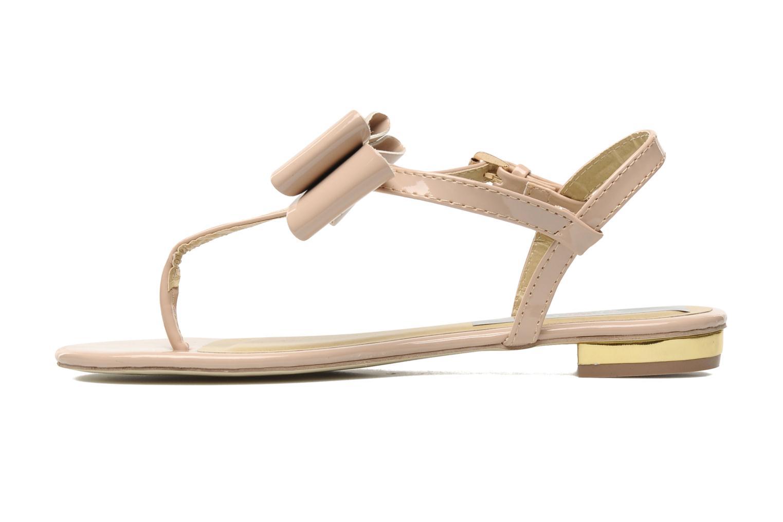 Sandales et nu-pieds I Love Shoes Pholala Beige vue face