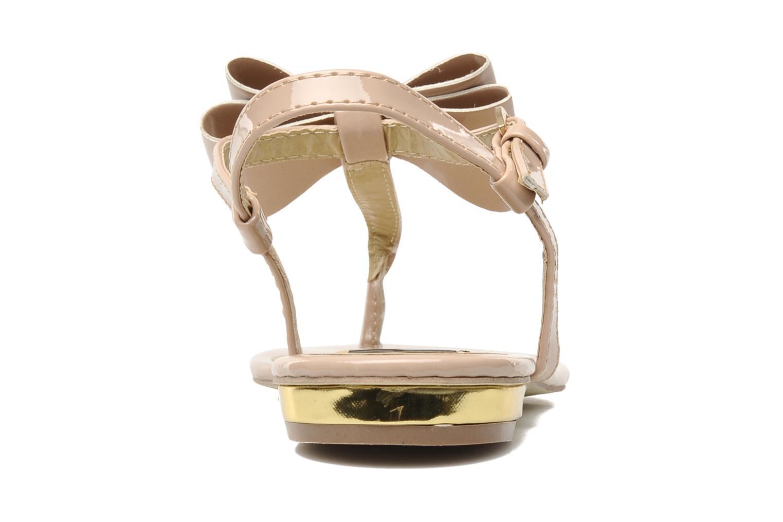 Sandales et nu-pieds I Love Shoes Pholala Beige vue droite