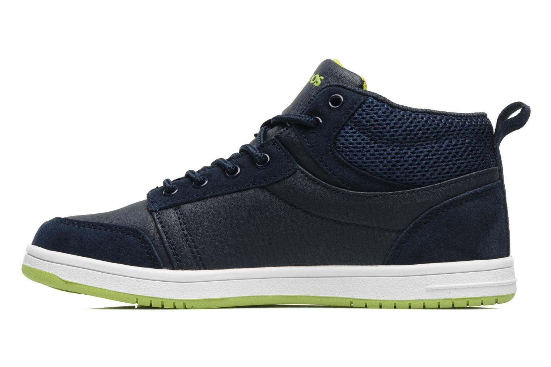 Sneaker Kangaroos Skye blau ansicht von vorne