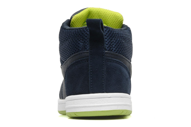 Sneaker Kangaroos Skye blau ansicht von rechts