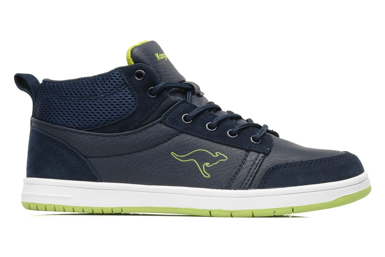 Sneakers Kangaroos Skye Blauw achterkant