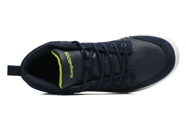 Sneakers Kangaroos Skye Blauw links