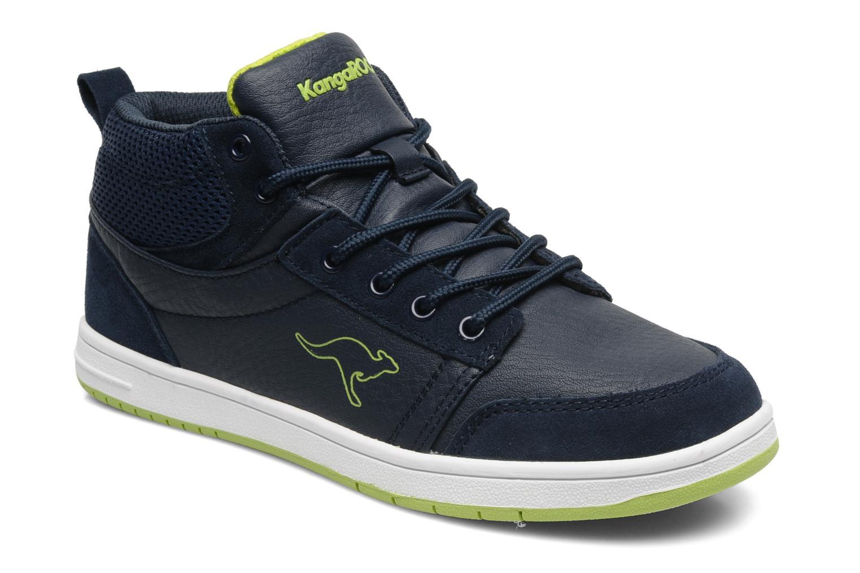 Sneakers Kangaroos Skye Blauw detail