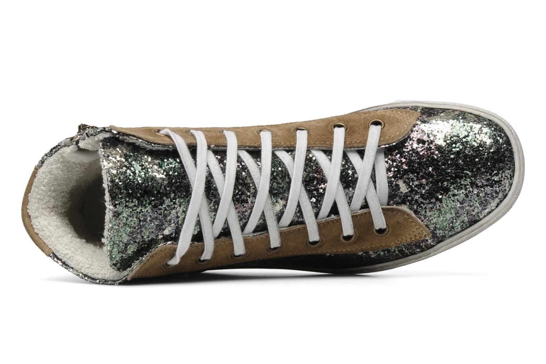 Sneaker Méliné Mounia mehrfarbig ansicht von links