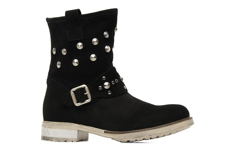 Boots en enkellaarsjes Méliné Mulaby Zwart achterkant