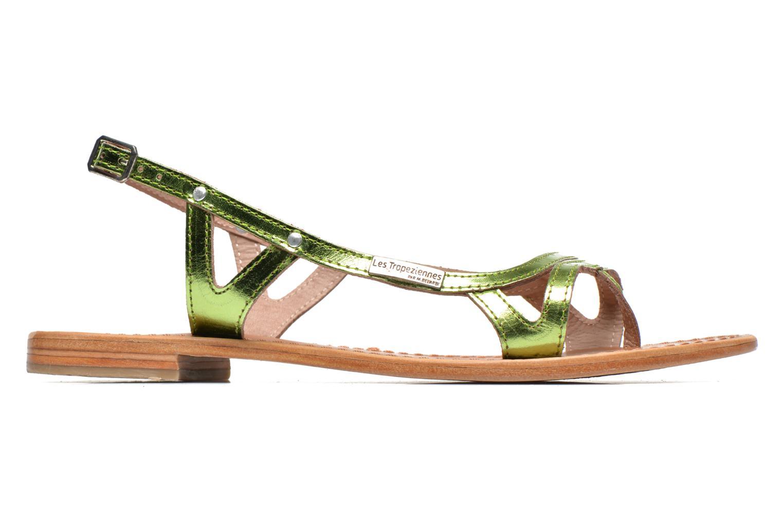 Sandales et nu-pieds Les Tropéziennes par M Belarbi Isatis Vert vue derrière
