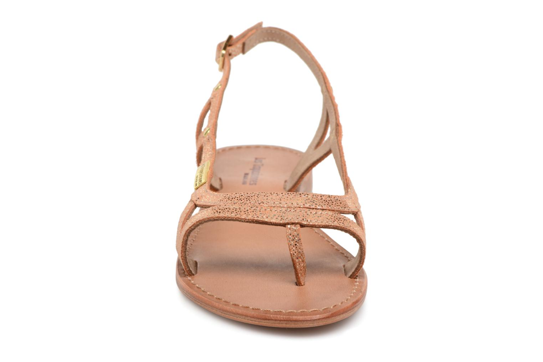 Sandaler Les Tropéziennes par M Belarbi Isatis Rosa bild av skorna på