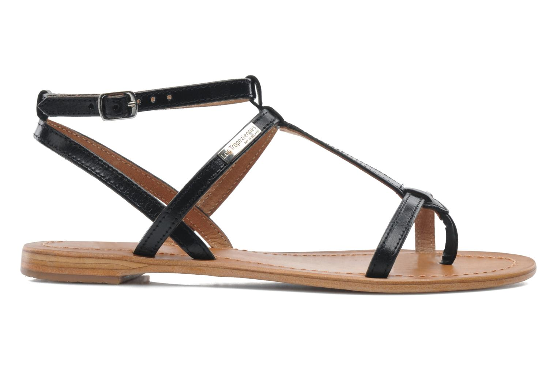 Sandals Les Tropéziennes par M Belarbi Hilan Black back view