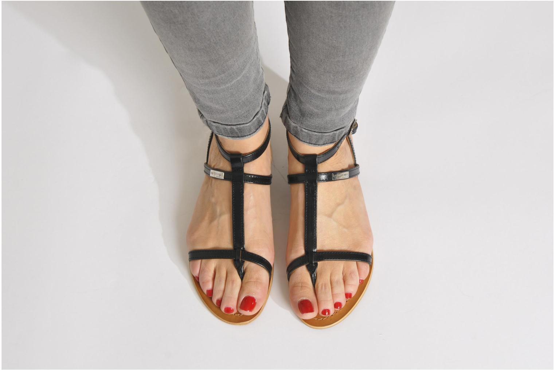 Sandals Les Tropéziennes par M Belarbi Hilan Multicolor view from underneath / model view