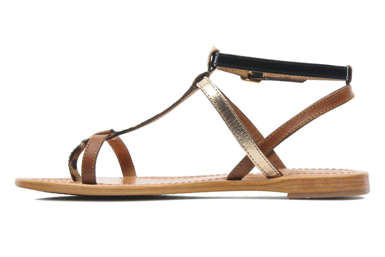 Sandals Les Tropéziennes par M Belarbi Hilan Multicolor front view