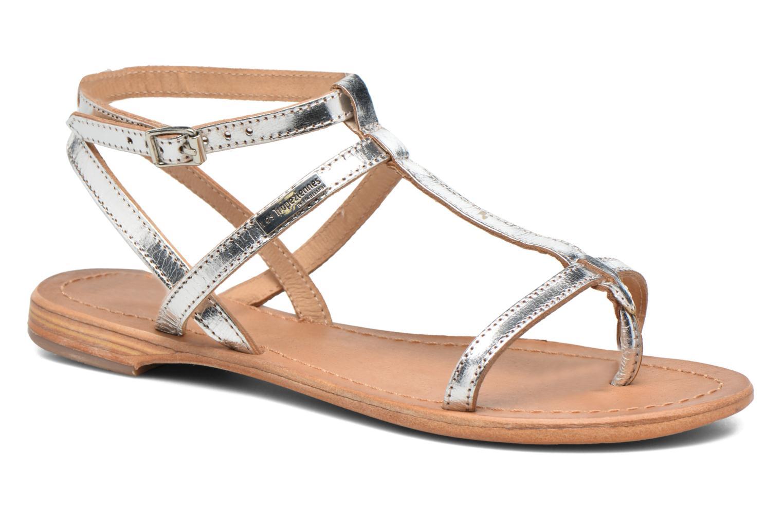 Zapatos promocionales Les Tropéziennes par M Belarbi Hilan (Plateado) - Sandalias   Venta de liquidación de temporada