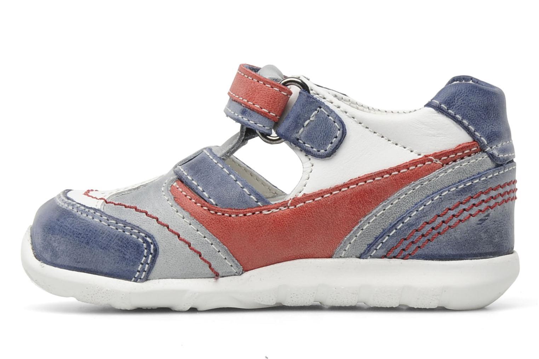 Boots en enkellaarsjes Chicco Grantas Blauw voorkant