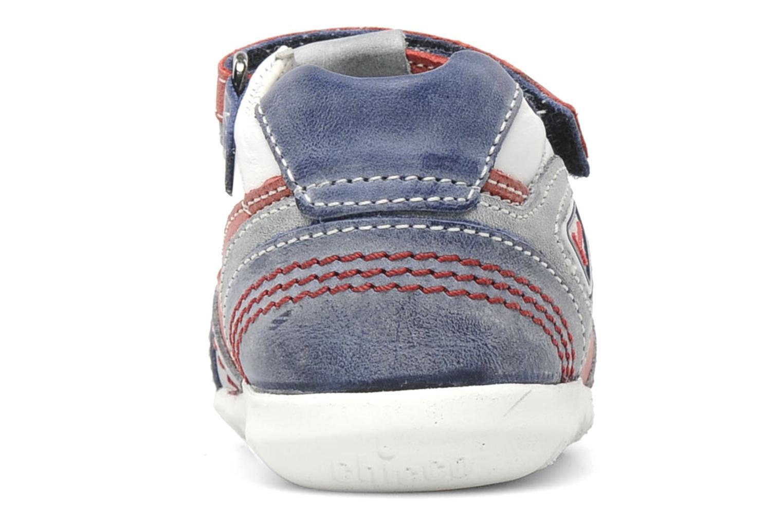 Stiefeletten & Boots Chicco Grantas blau ansicht von rechts