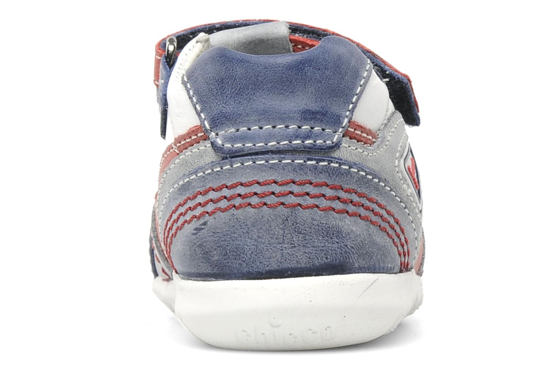 Boots en enkellaarsjes Chicco Grantas Blauw rechts