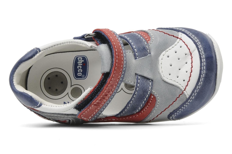 Stiefeletten & Boots Chicco Grantas blau ansicht von links