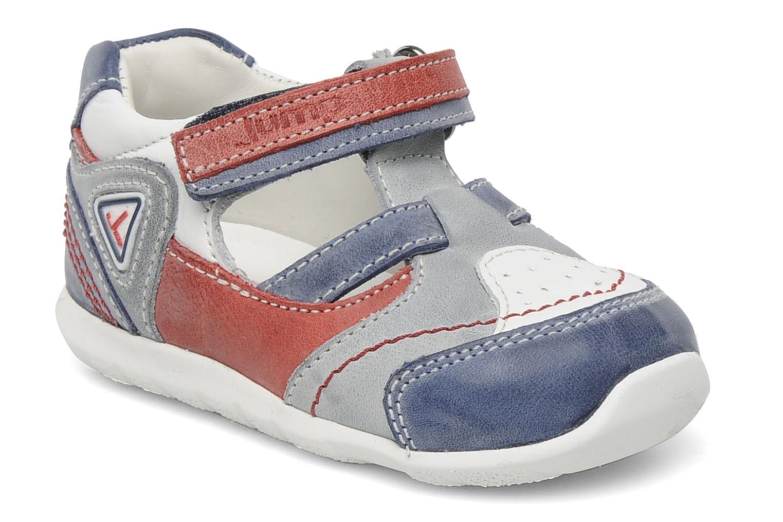 Boots en enkellaarsjes Chicco Grantas Blauw detail
