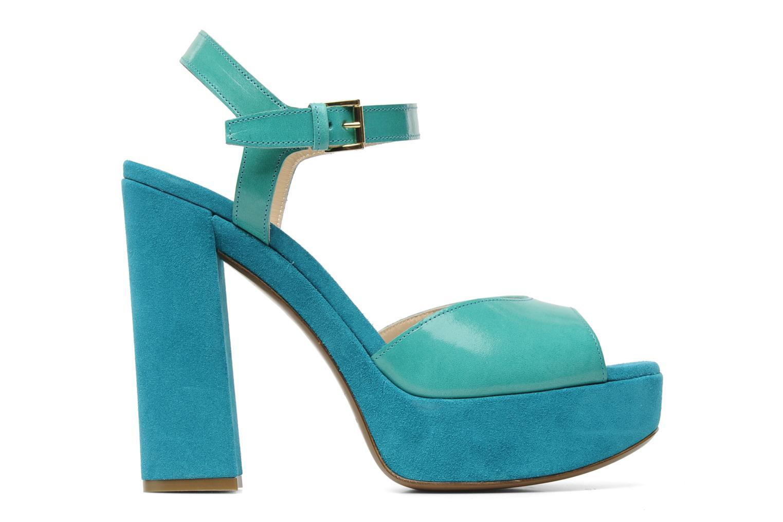 Sandali e scarpe aperte Tapeet Tunea Verde immagine posteriore