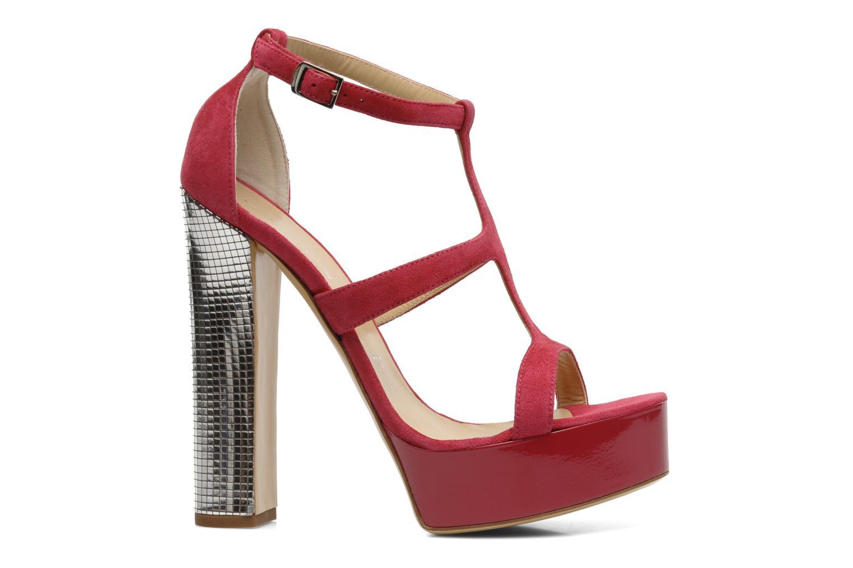 Sandali e scarpe aperte Vicini Trafacette Rosa immagine posteriore