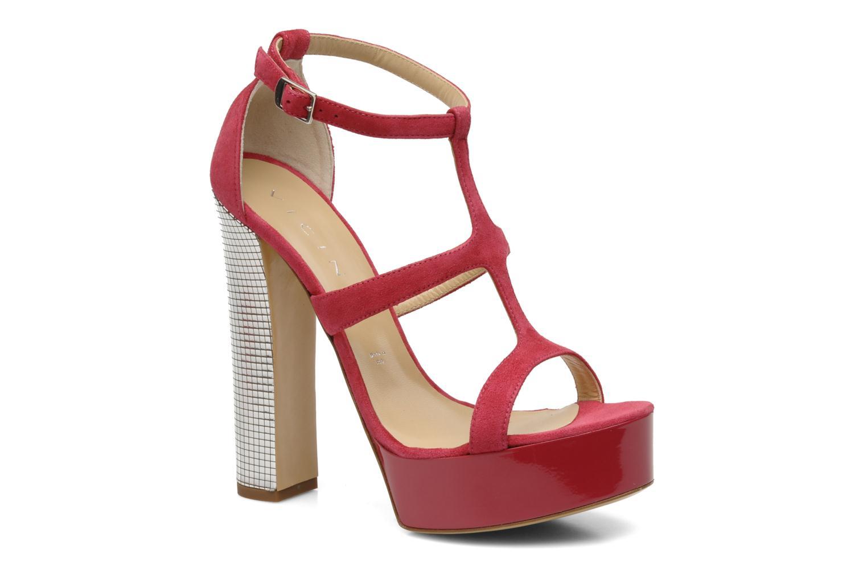 Sandalen Vicini Trafacette rosa detaillierte ansicht/modell