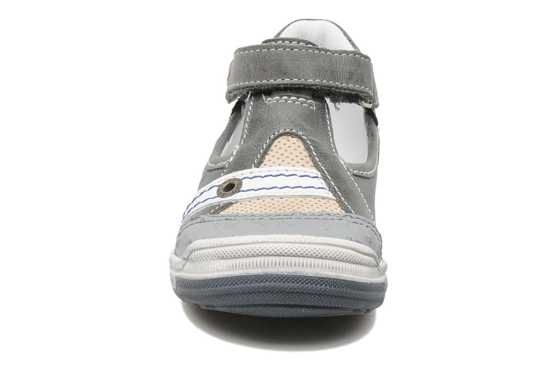 Bottines et boots GBB Baptiste Gris vue portées chaussures