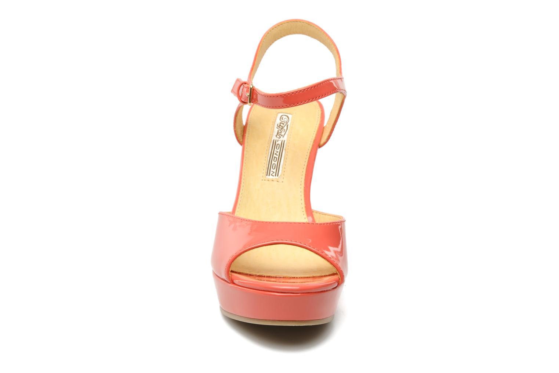 Sandalen Buffalo Binia Roze model