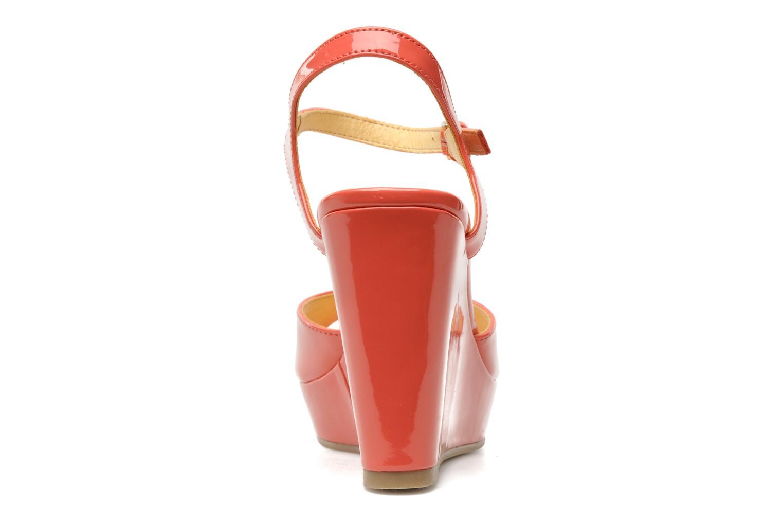 Sandalen Buffalo Binia Roze rechts