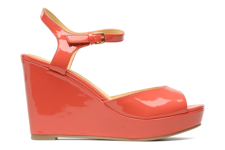 Sandalen Buffalo Binia Roze achterkant